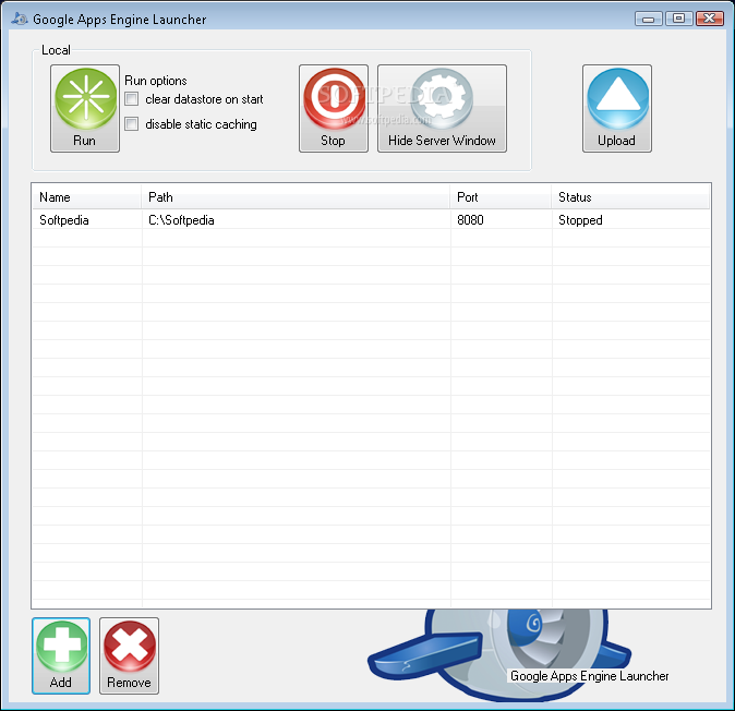 Download Google Apps Engine Launcher 1 0
