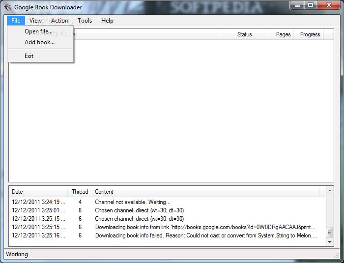 Download Google Book Downloader 0 6 9 Build 33532