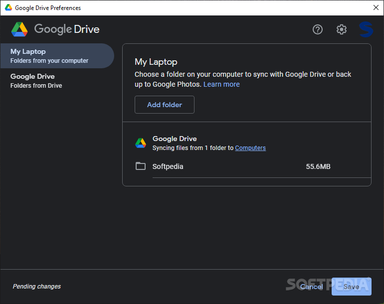 gmail drive softpedia