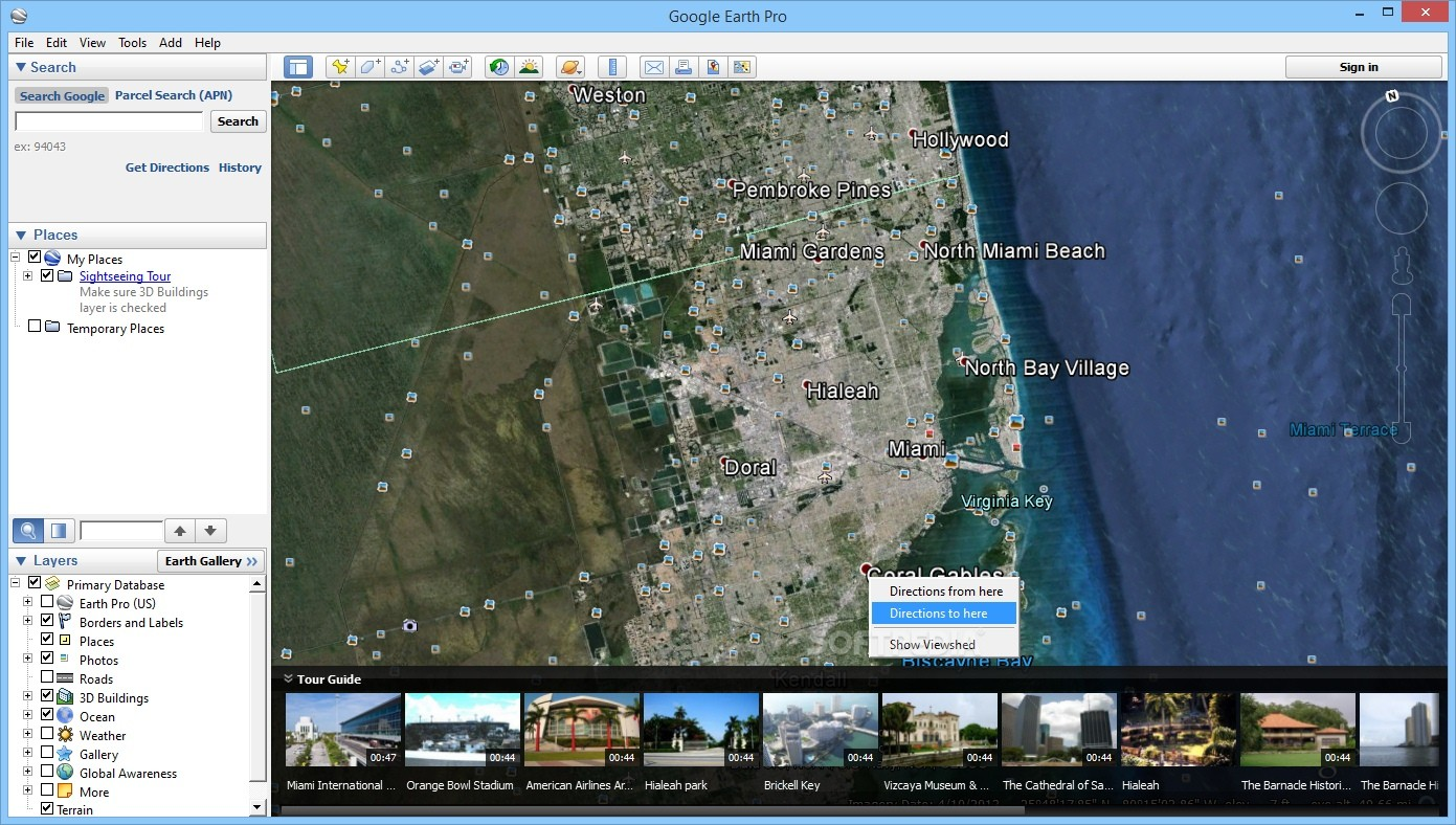 Download Google Earth Pro 7 3 2 5495