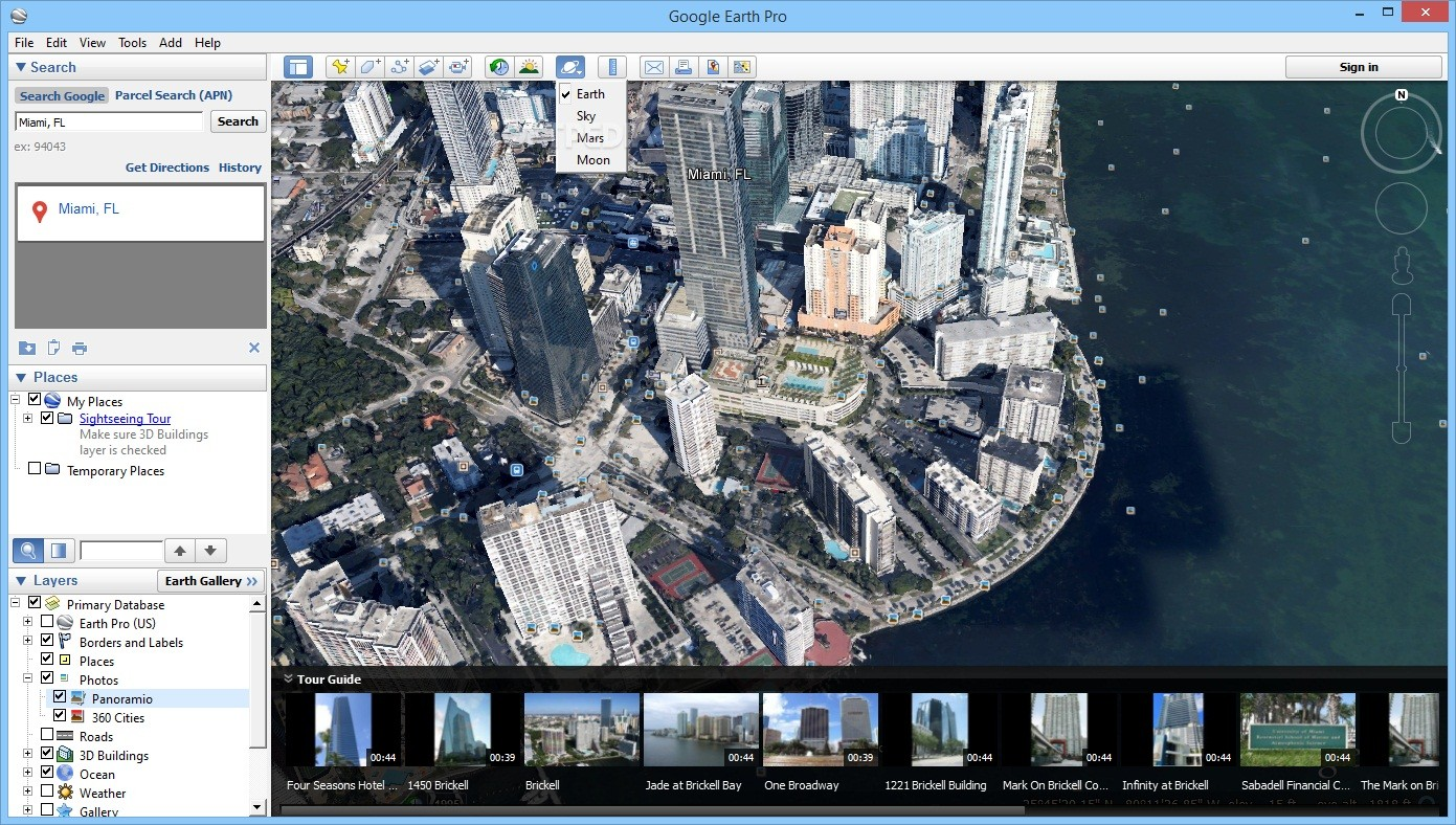 Download Google Earth Pro for PC Mac or Linux