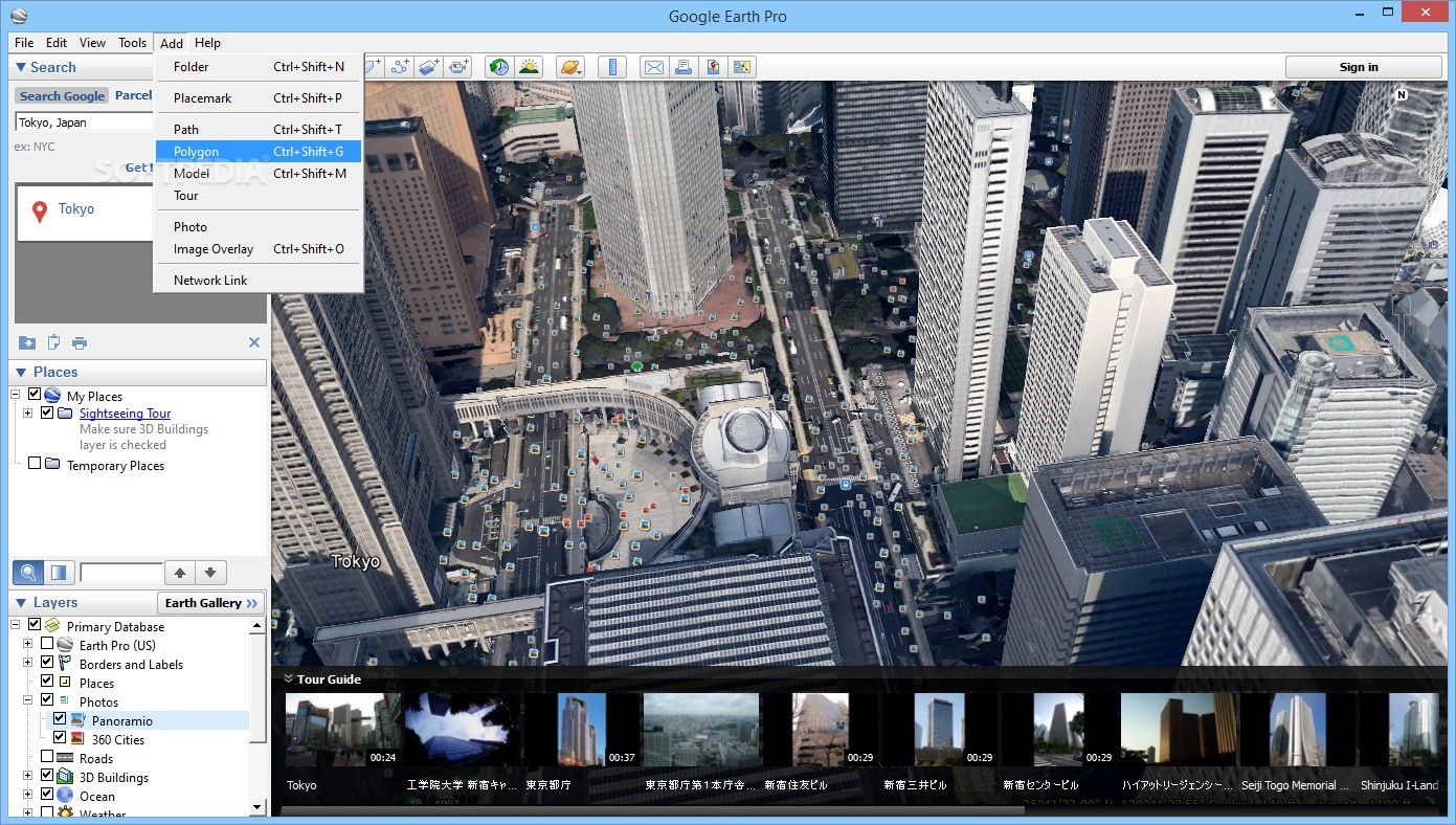 Download Google Earth Pro 7 3 2 5776