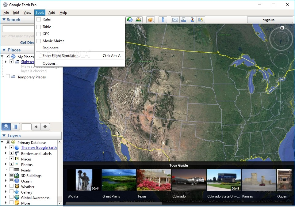 Download Google Earth 7.3.2.5495