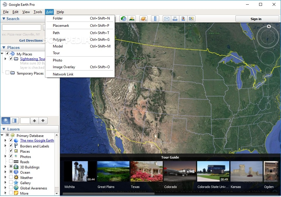 Download Google Earth 7 3 2 5495
