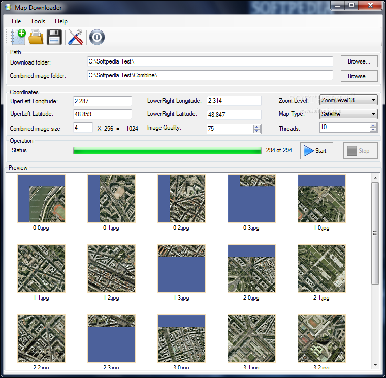 Download Google Map Downloader 4.0.0