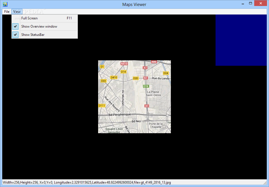 Download Google Maps Downloader 8 785