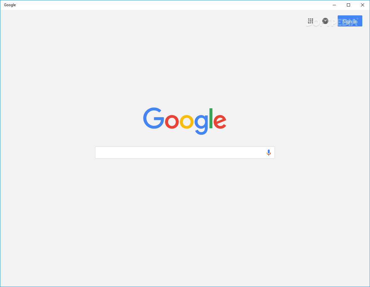 Download Google Search for Windows 10 2 1 19 0