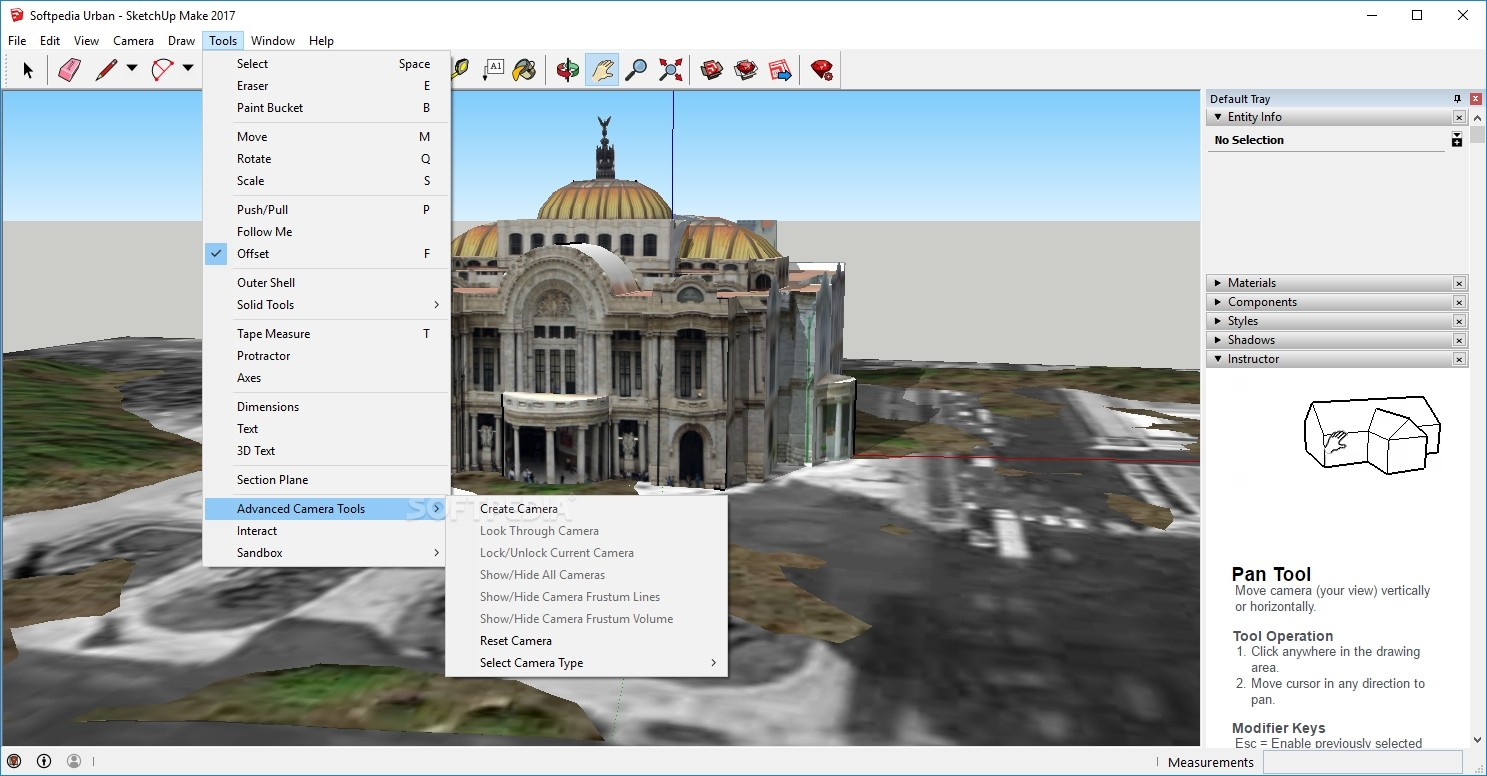Download SketchUp Make 16 1 1450 32-bit / 17 2 2555 64-bit
