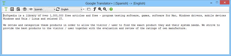 Download Google Translator+ (formerly Google translate) 1 0 0 0