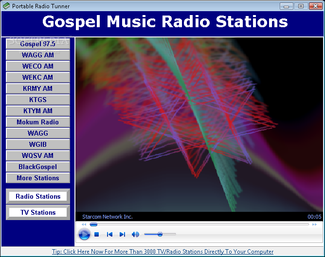 Download Gospel Music Radio Stations 1 0