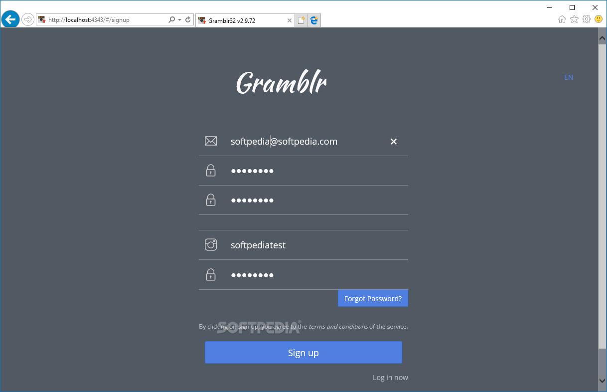 Download Gramblr 2 9 191