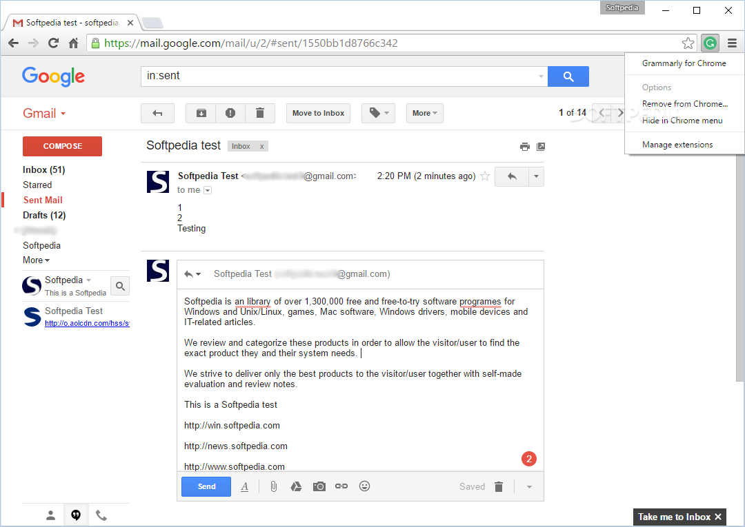 Download Grammarly for Chrome 14 921 2394