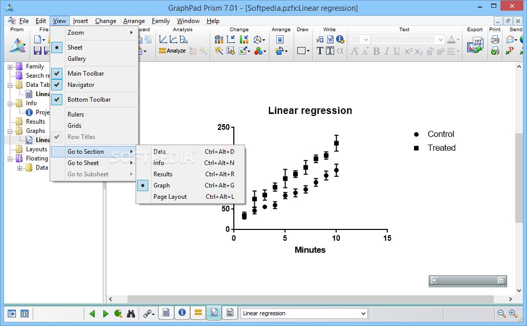 graphpad prism version 5 free download