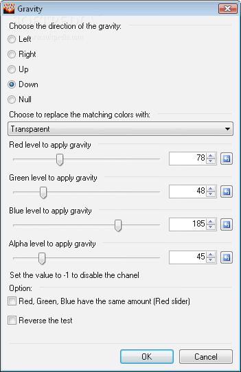 Gravity Screenshot 1