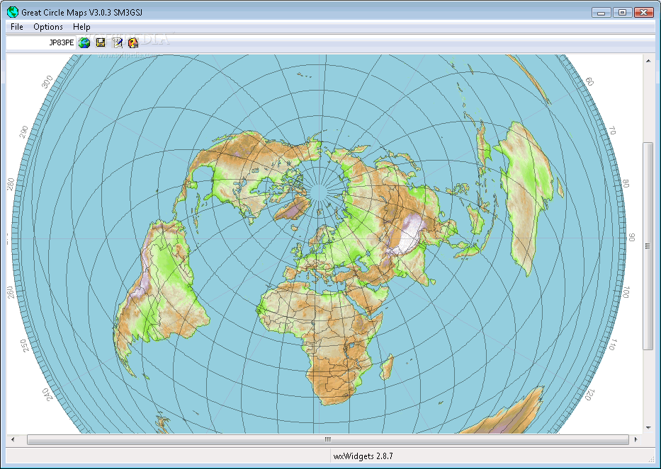 Download Great Circle Maps 3 0 7 Alpha