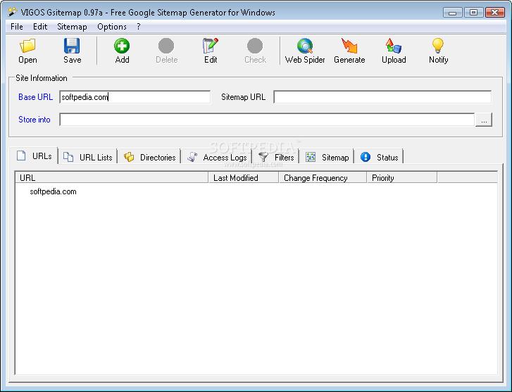 download gsitemap 0 97a