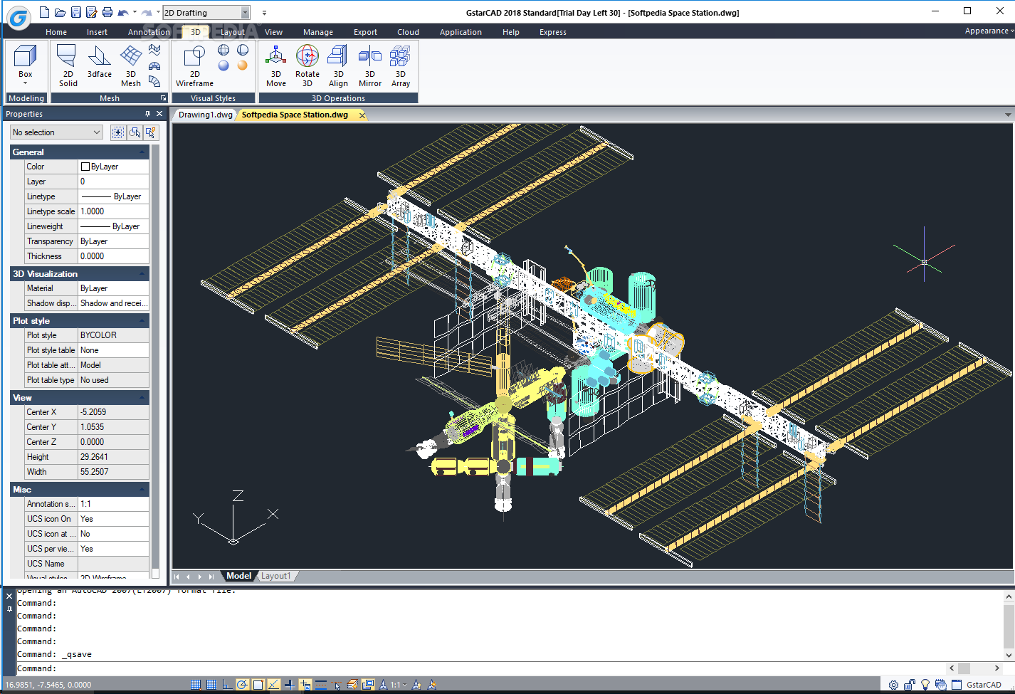 Download Gstarcad Standard 2019 3d Schematic Software
