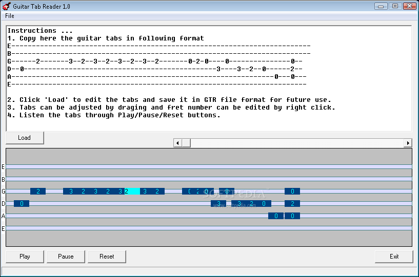 Guitar Tabs & Chords for Windows 10 free download on 10 ...