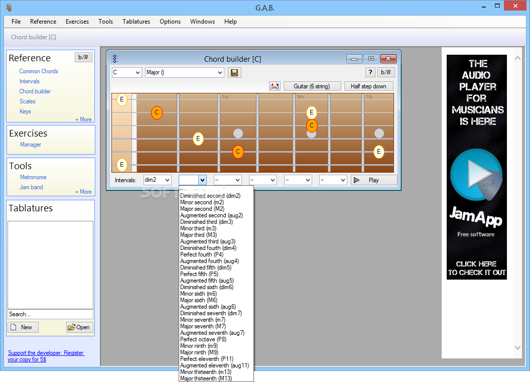 Download Guitar And Bass 122