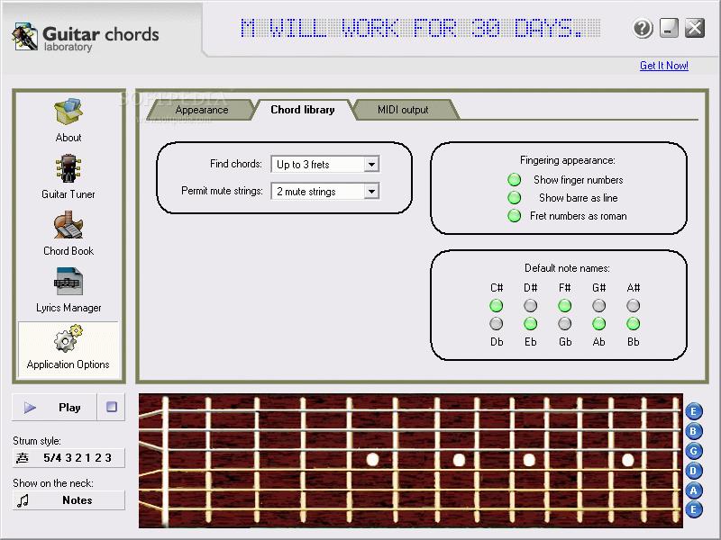 Download Guitar Chords Laboratory 153