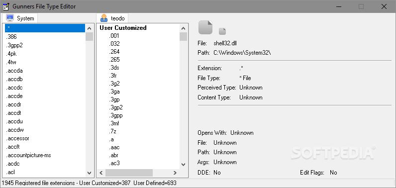 Download Gunners File Type Editor 3 1 4 8
