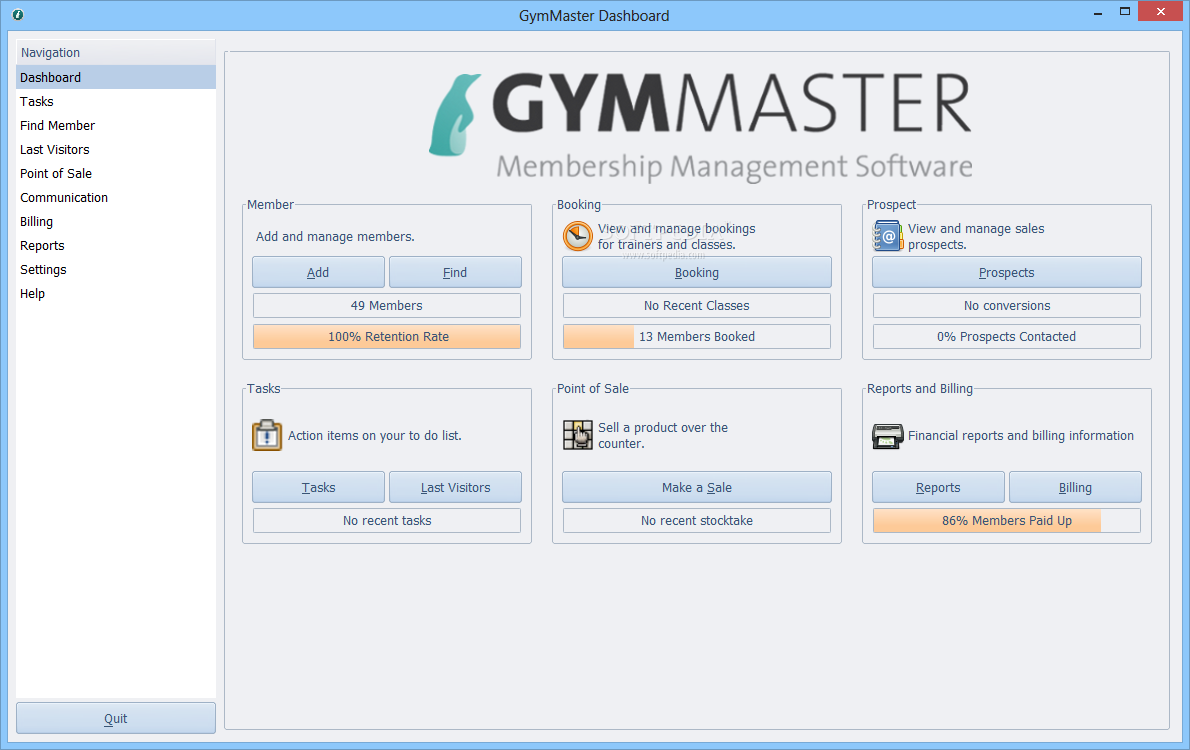 Download gymmaster lite 4 3 1 for Gym layout design software free