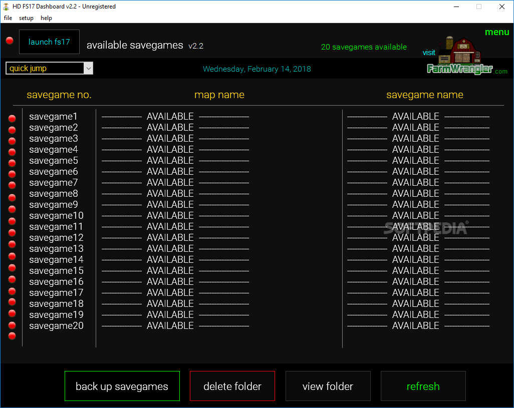Download HD FS17 Dashboard 3 1