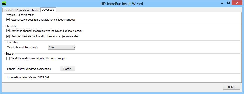 Download HDHomeRun 1.1.261.0 Store App / 20180921 Desktop