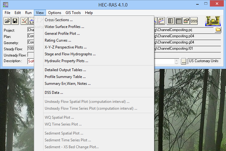 Download HEC-RAS 5.0.5