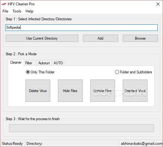 antivirus for folder.exe virus free download