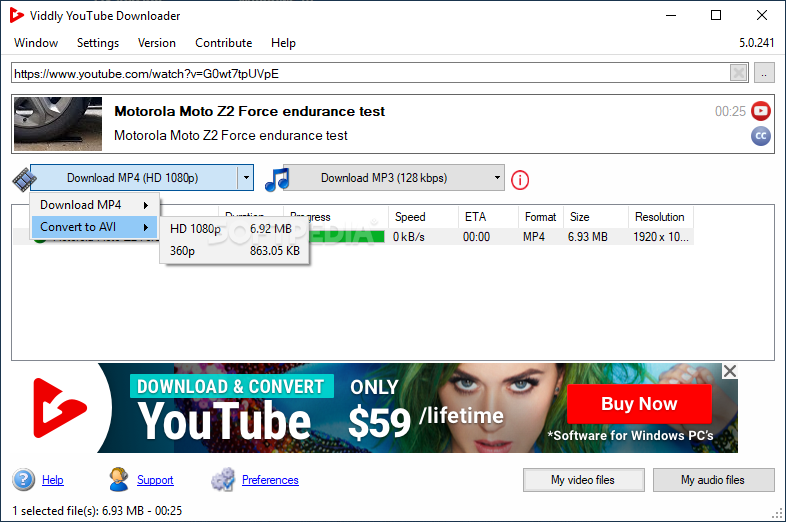 Download Free YouTube Downloader 4 6 1032