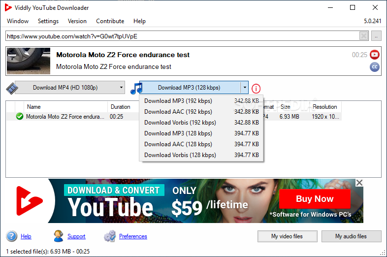 WinX Free YouTube MP4 Downloader - Download YouTube