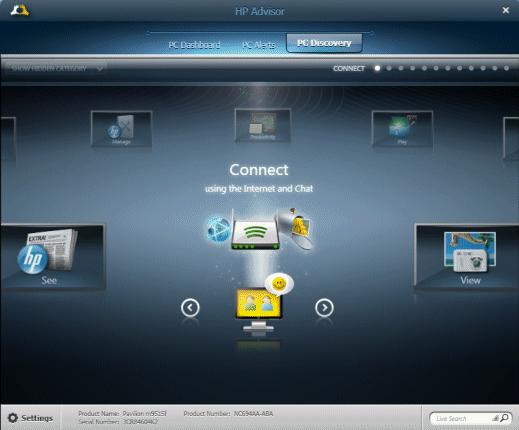 Download hp advisor 3. 4. 12850.