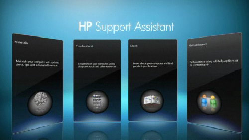 HP Support Assistant - Business Desktops Download