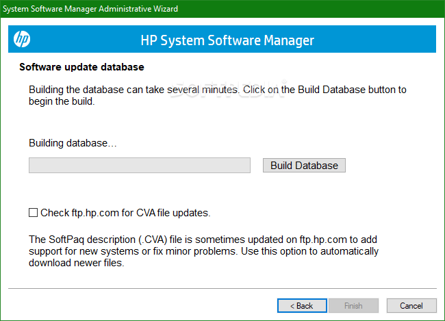 Download HP System Software Manager 3 1 17 1