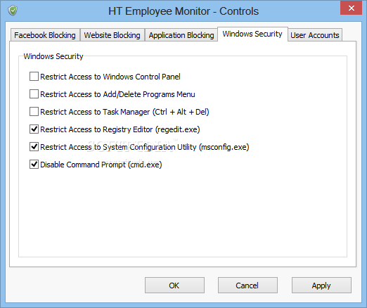 Download HT Employee Monitor 16 3 5