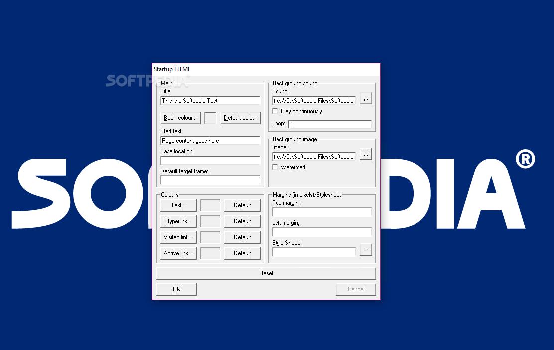 Download HTML Editor 1.02.0007