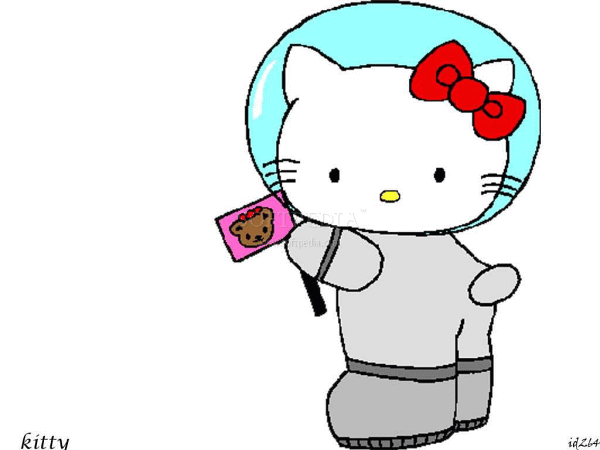 Hello Kitty Desktop. Screenshot 1 of Hello Kitty
