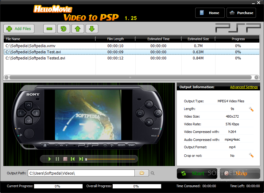 Download movie psp sony