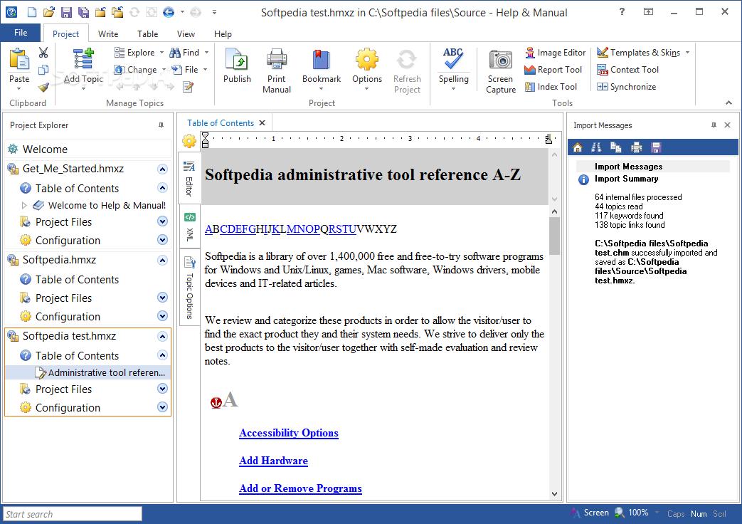 download help manual 7 4 0 build 4600 rh softpedia com Windows 7 Start Menu Windows 7 Helpful Tips