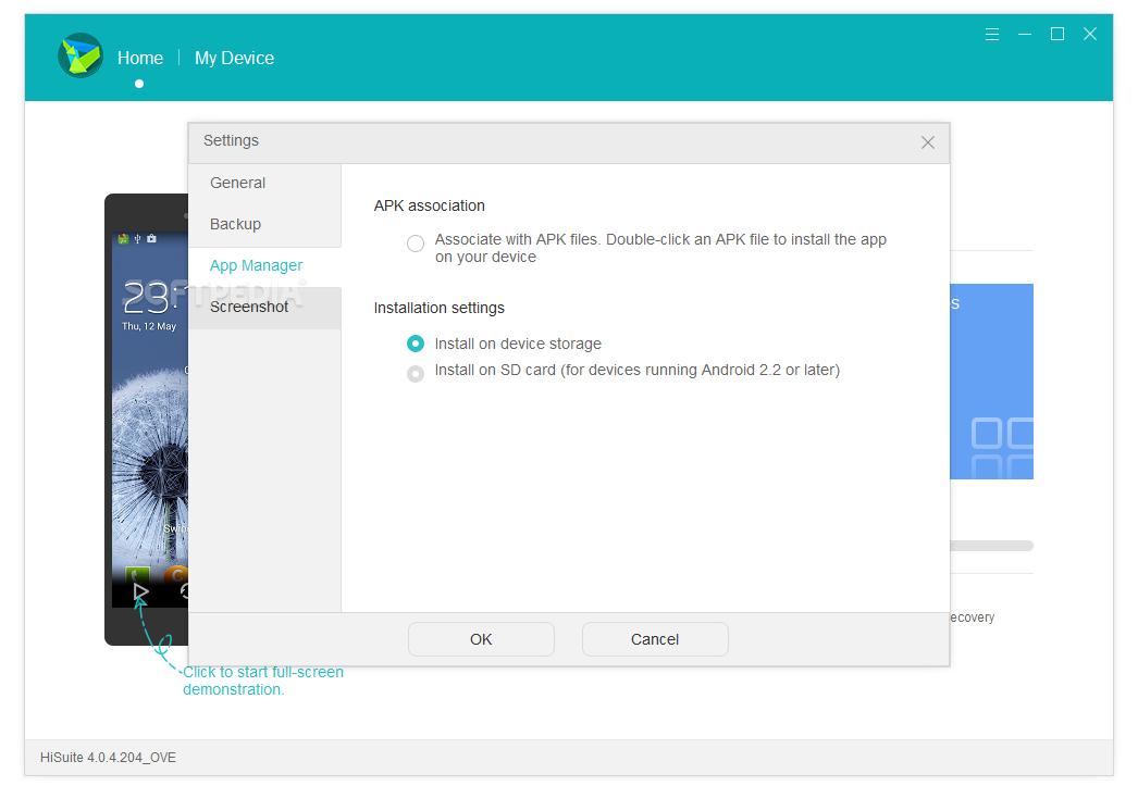 Download Huawei HiSuite 9 1 0 300
