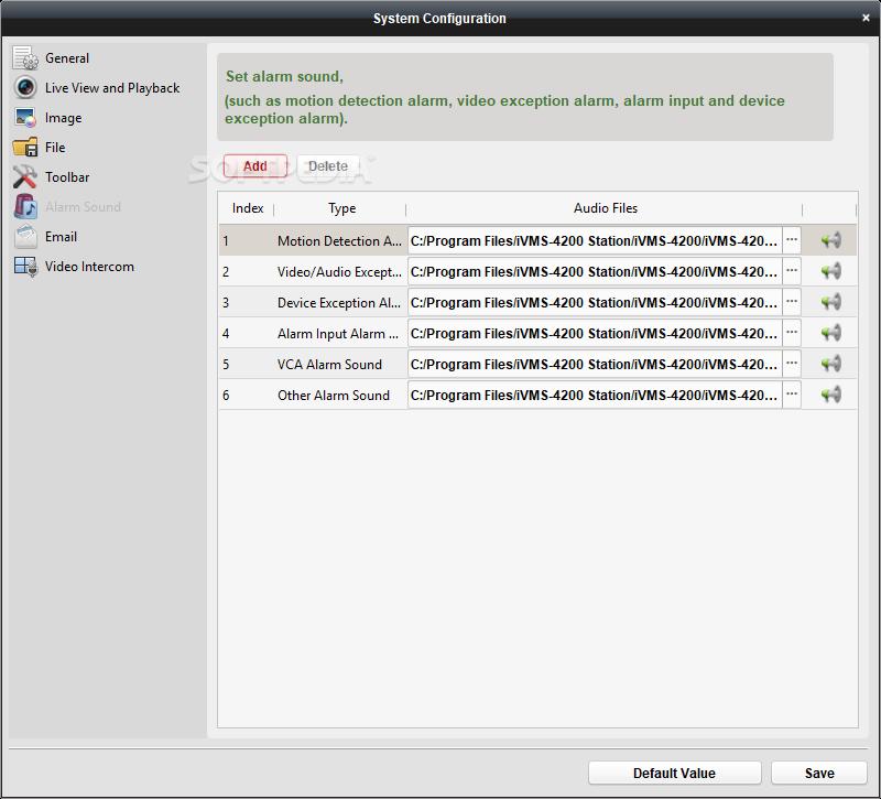 Download Hikvision iVMS-4200 2 8 2 2