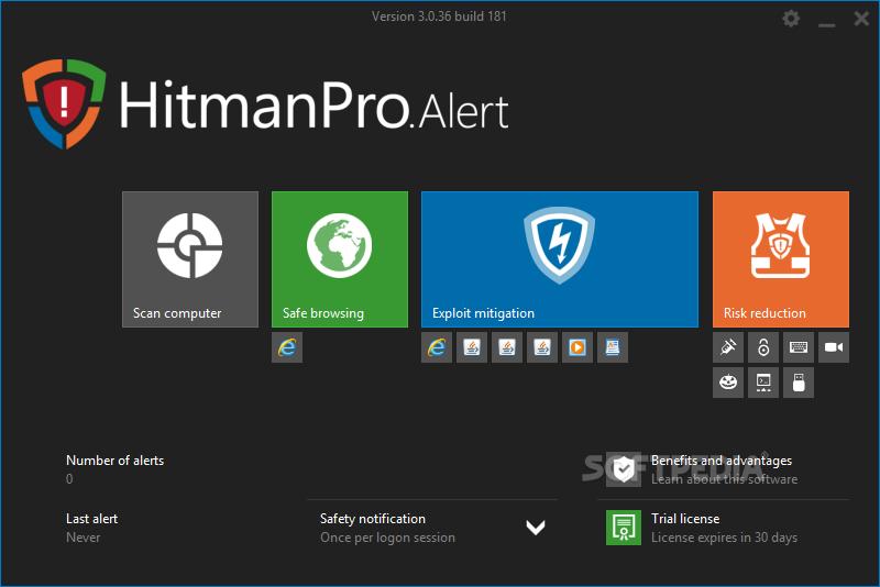 Download Hitmanpro Alert 3 7 9 Build 779