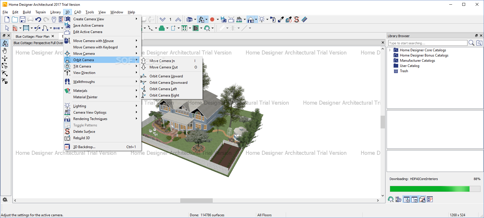 Download Home Designer Architectural 2019 20.3.0.54