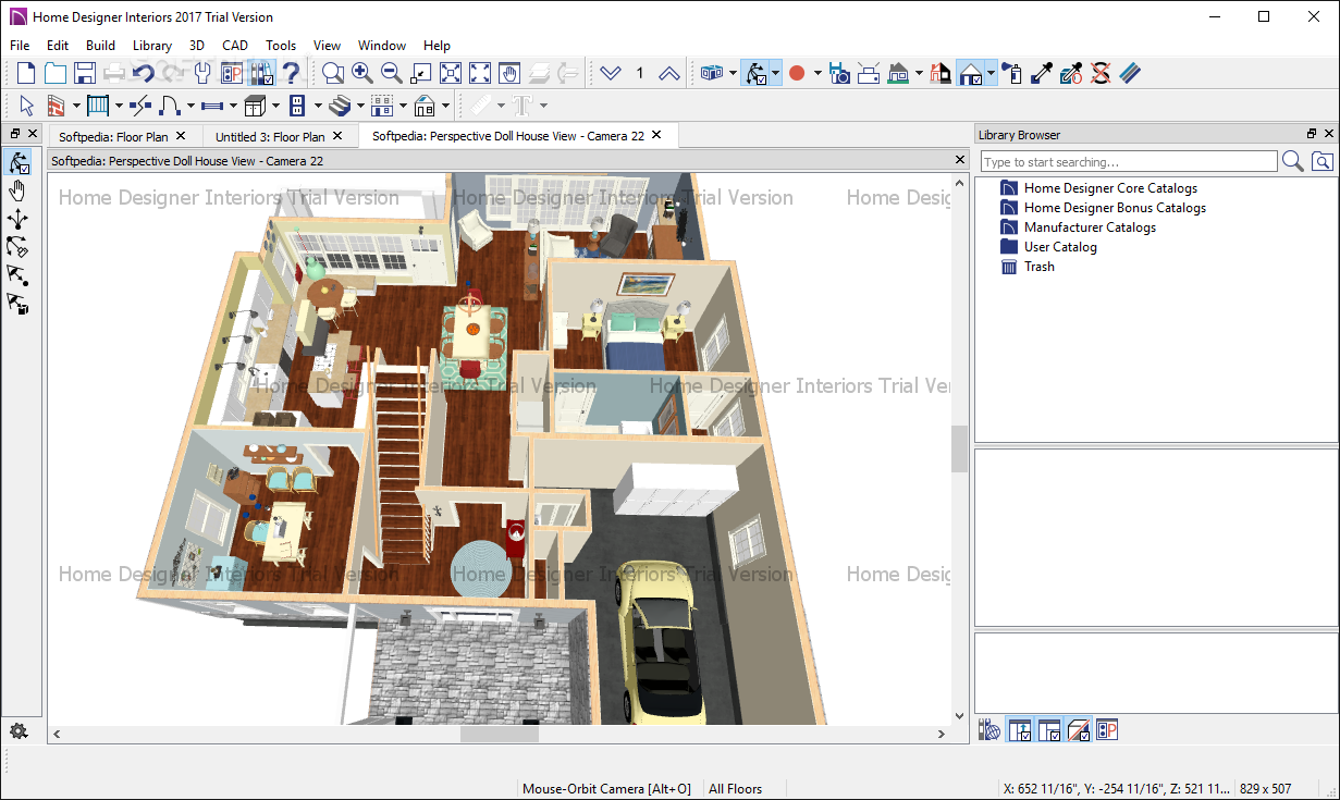Download Home Designer Interiors 2019 20.3.0.54