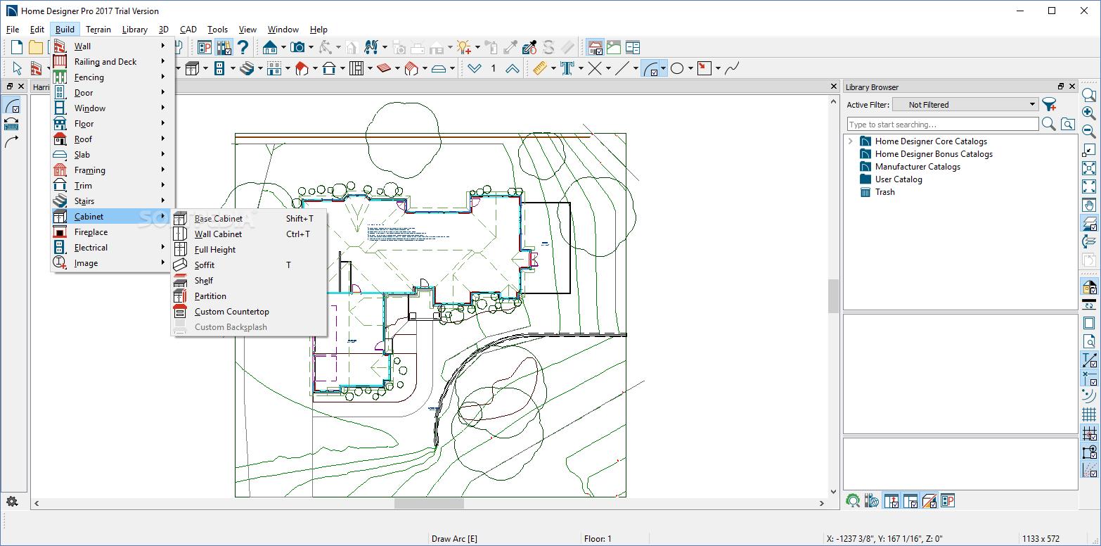 ... Home Designer Pro - screenshot #29 ...