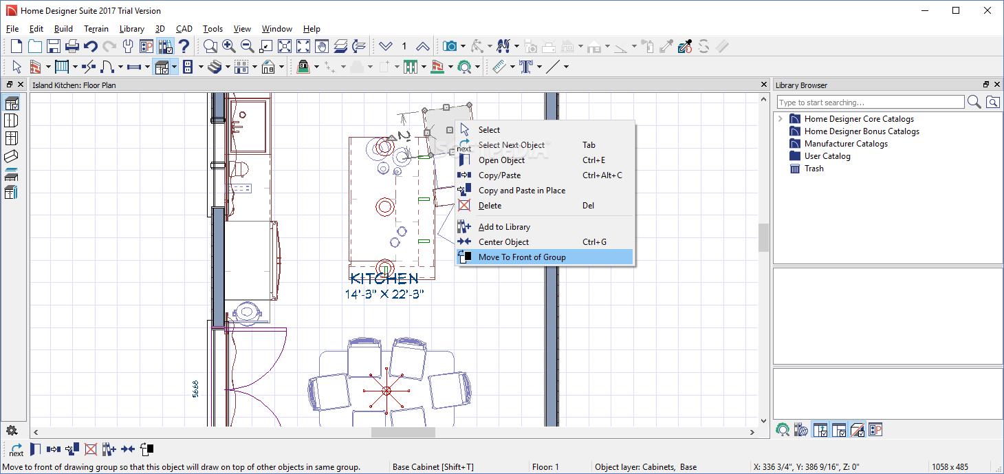 Chief Architect Home Designer Suite 2020.Download Home Designer Suite 2020 21 3 1 1