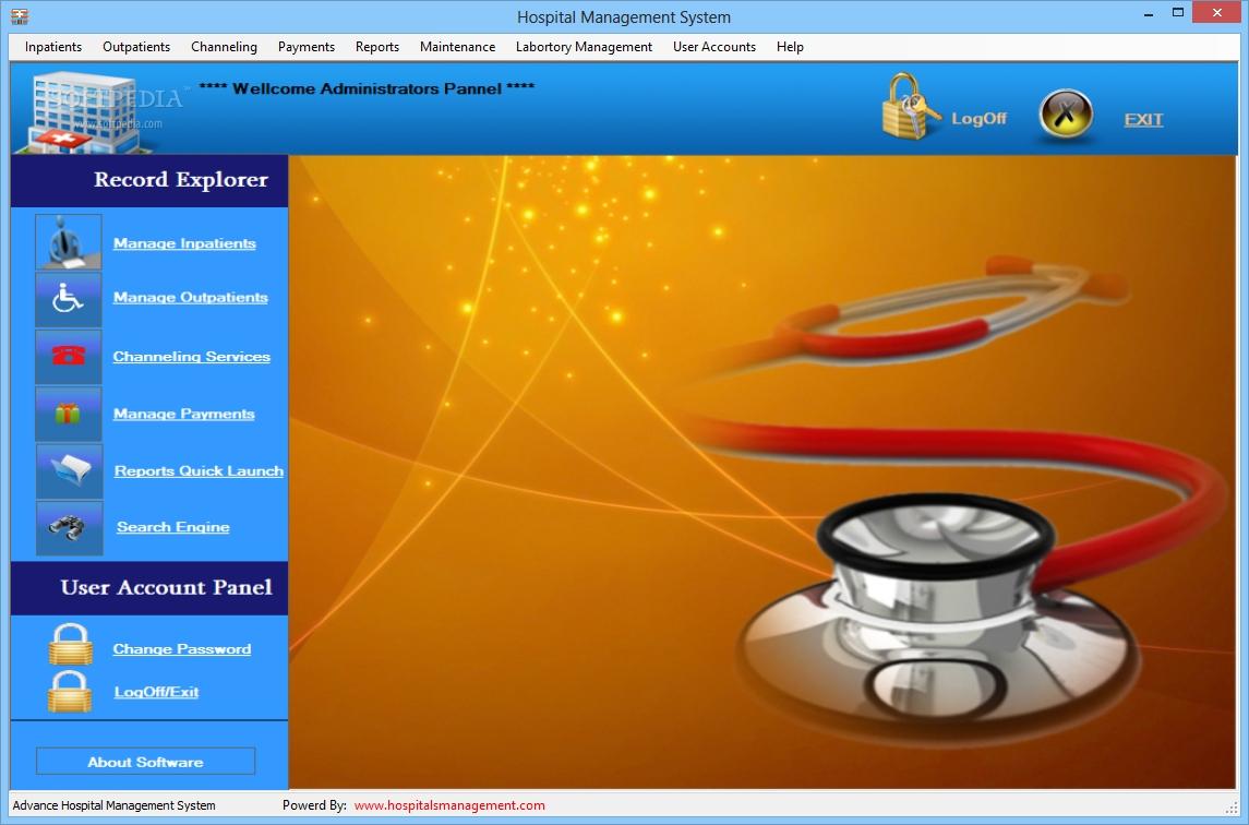 Download Hospital Management System 1 0 0