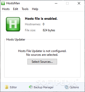 Download HostsMan 4 7 105