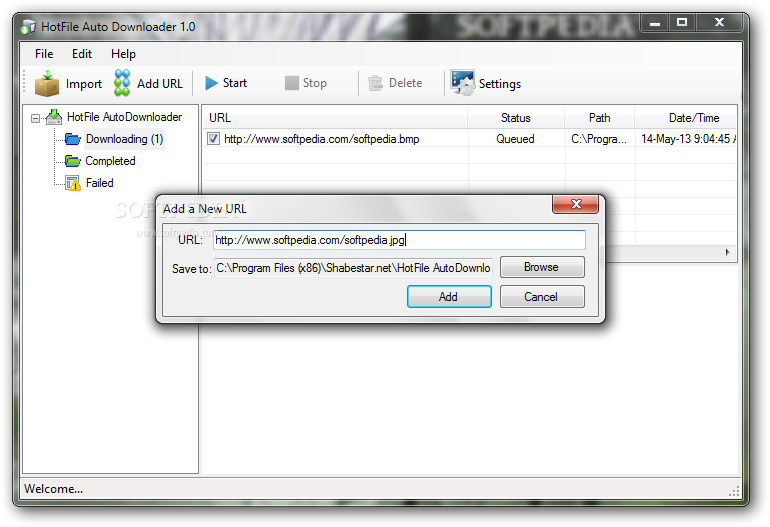 Free chrome downloader, all-in-one download manager eagleget.